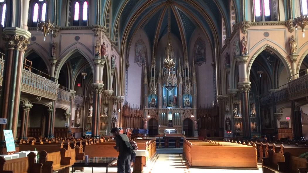 La paroisse Saint-Édouard ouvre ses portes aux visiteurs tout au long de l'été.