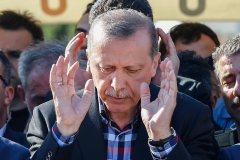 Erdogan, l'homme fort de la Turquie