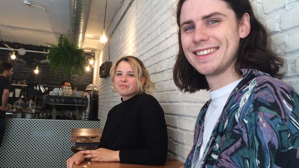 Thomas Bourdon et Catherine Bilodeau sont les créateurs du festival SOIR, un évènement d'art multidisciplinaire.