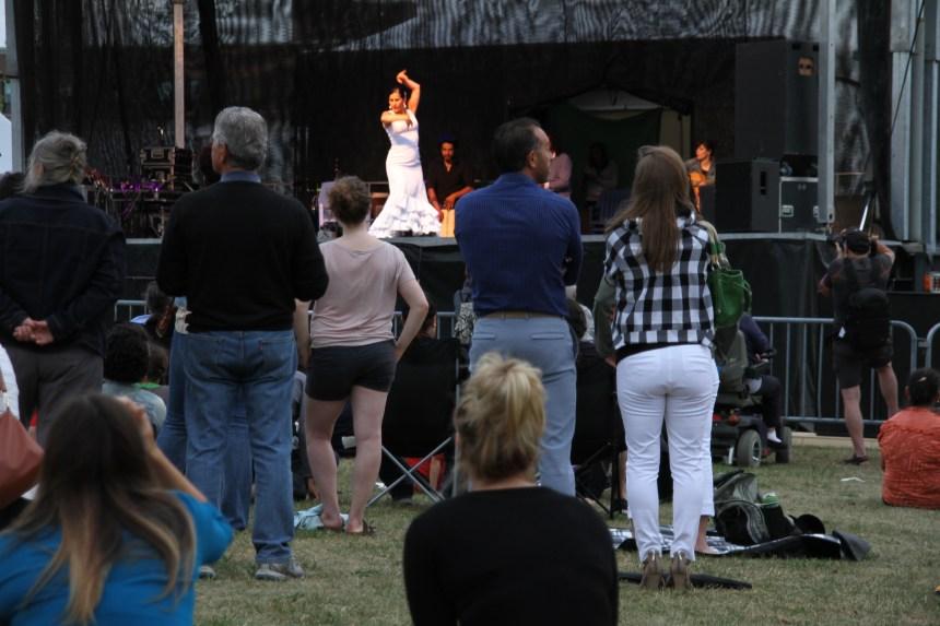 La météo joue le trouble-fête au Festival de percussions