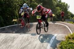 Jeux du Québec: la nouvelle piste de BMX ravit les jeunes athlètes