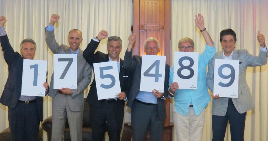 Près de 200 000$ pour la Fondation Santa Cabrini