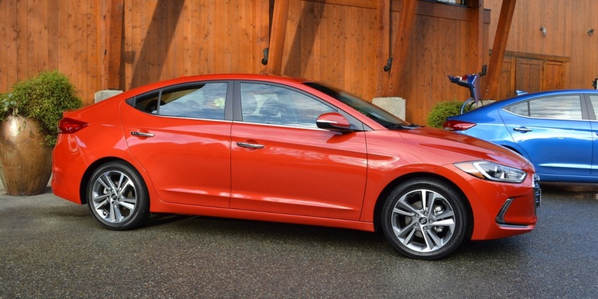 Hyundai Elantra 2017: Tout pour mener le bal