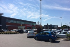 Ensemble Montréal réclame le verdissement des stationnements de la métropole
