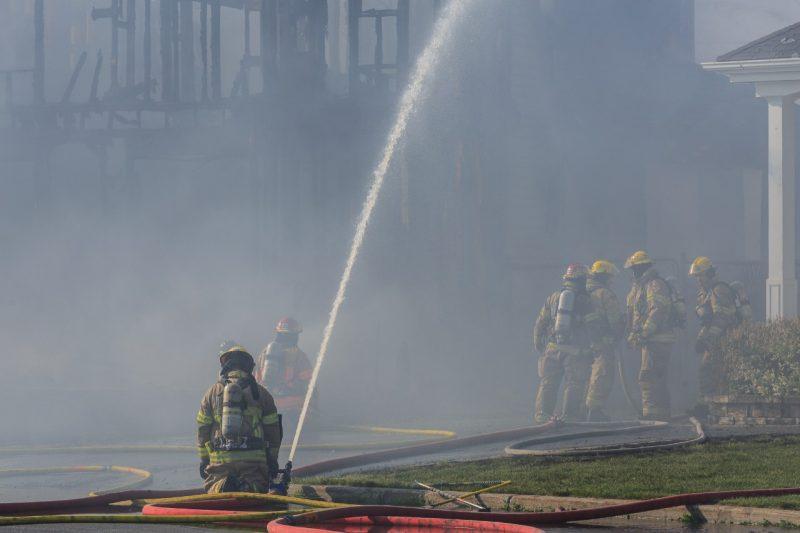 Incendie: des images sur Facebook avant l'appel 911