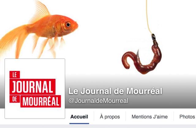 Le Journal de Mourréal lance une campagne de socio-financement