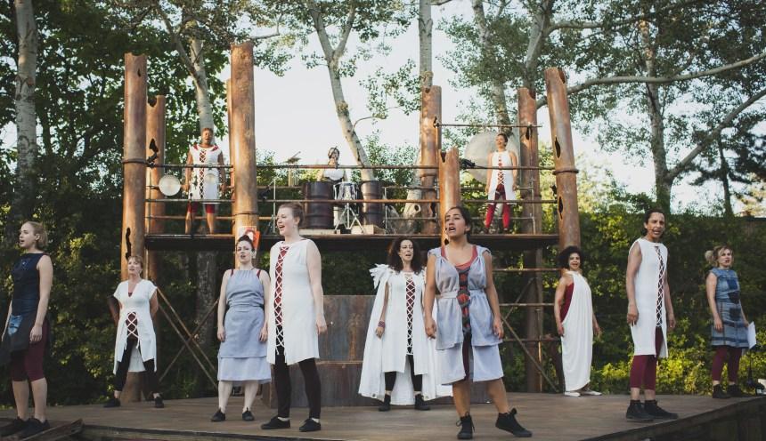 All-female Julius Caesar comes to Pine Beach