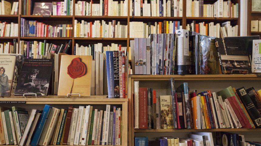 Bonheur d'occasion: l'amour des livres rares