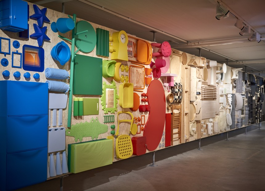 Ikea ouvre son musée, petit Louvre du meuble en kit
