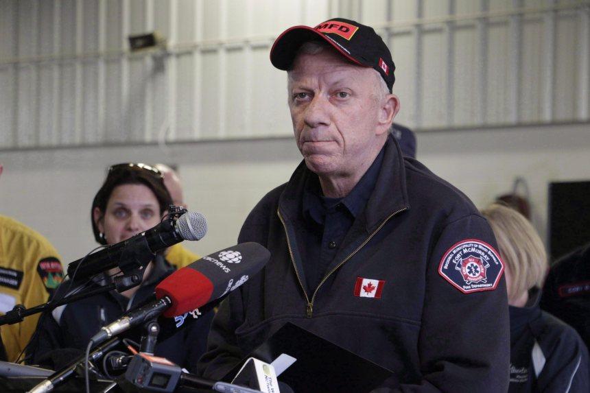 Fort McMurray: pompiers torturés par les regrets