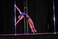 Une danseuse du Plateau remporte le North American Pole Dance Championship
