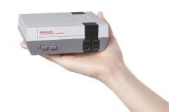 Nintendo relance une petite console NES