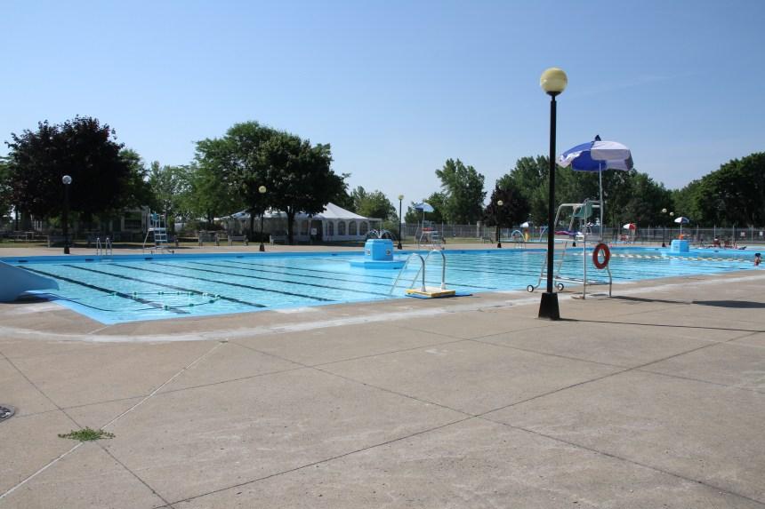 Horaire des piscines maintenu