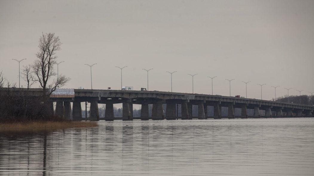 Le pont de l'île-aux-Tourtes