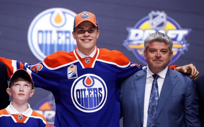 Oilers: un contrat de recrue pour Puljujarvi