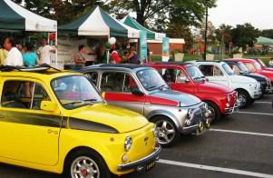 L'exposition de voitures Fiat se déroulera au parc Wilfrid-Bastien pendant le festival.