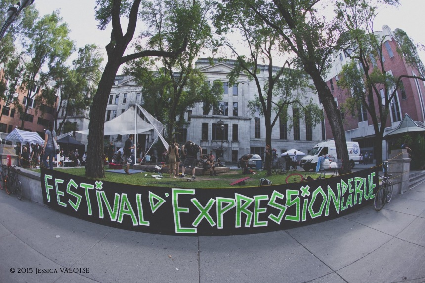 Le Festival d'expression de la rue entame mardi sa 20e édition