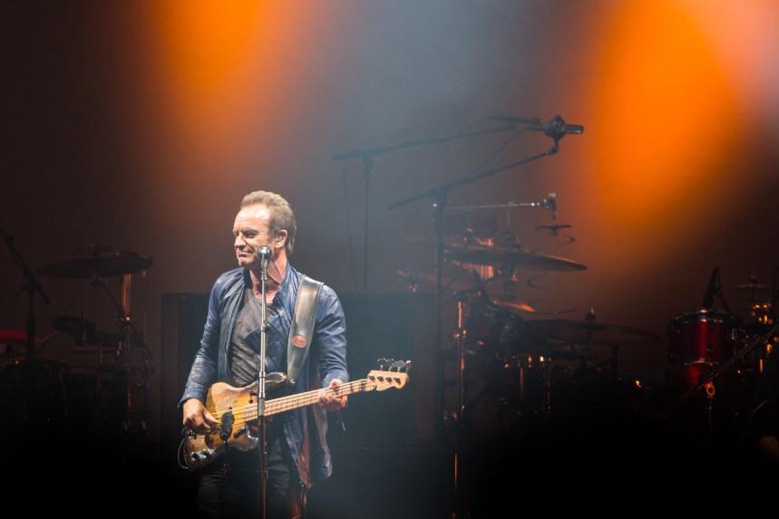 Peter Gabriel et Sting: Doubler le plaisir
