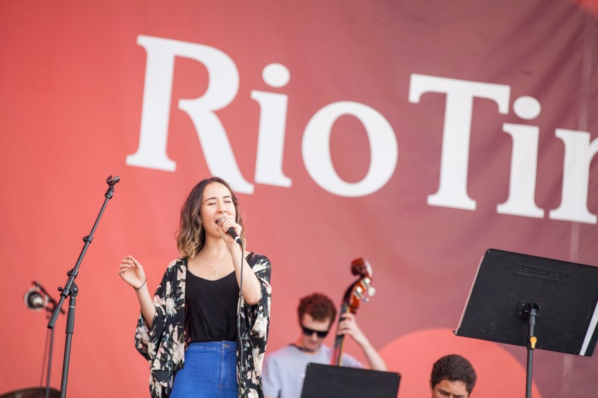 Vanier Big Band make moves at the Jazz Fest