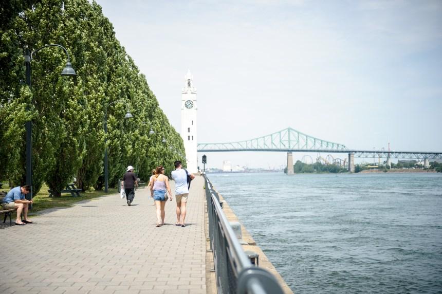 Bain portuaire: Montréal veut faire analyser l'eau davantage