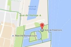 Les pokémons du Vieux-Port de Montréal