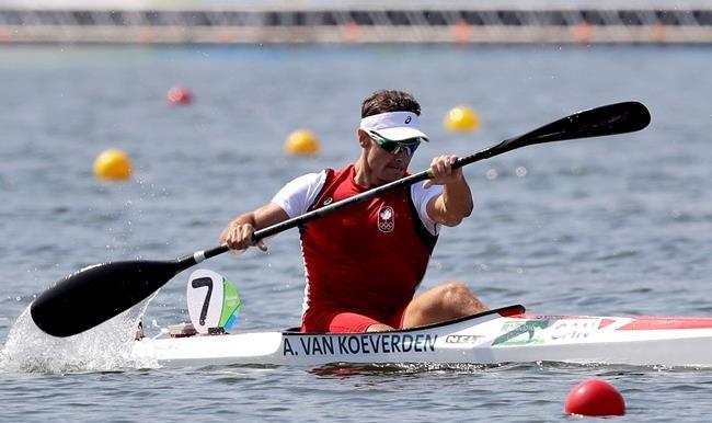 Pas de podium pour le Canada à Rio, lundi