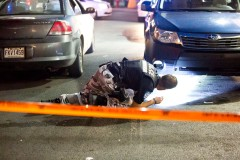 Une fusillade entre deux véhicules fait une blessée à Montréal-Nord