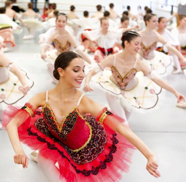 Aicha Benchaâboune, en route vers de grands ballets