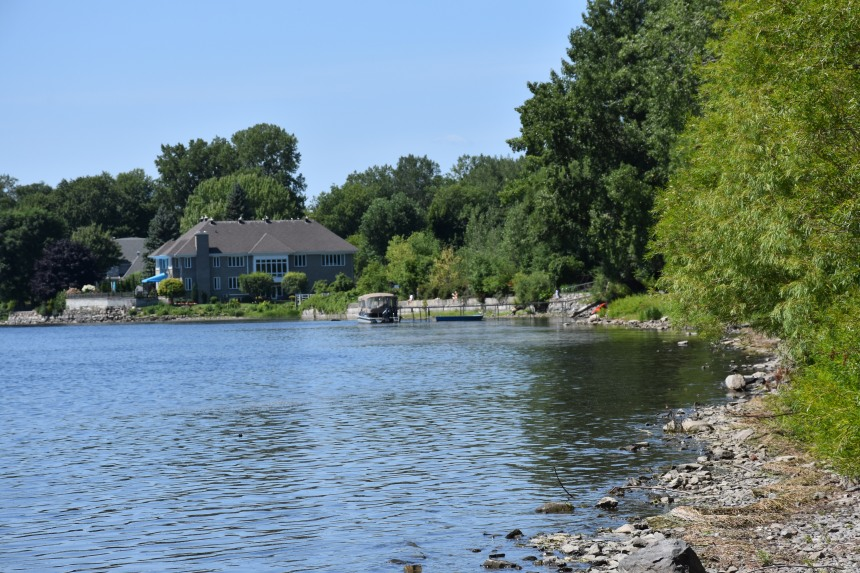Rendre la baignade plus accessible à Lachine