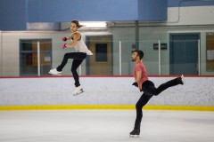 Saint-Léonard, terreau fertile pour les patineurs