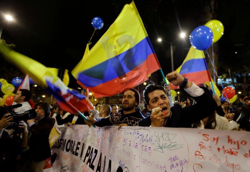 Colombie: Accord de paix entre les FARC et le gouvernement
