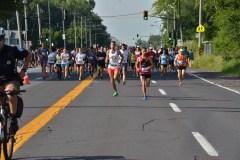 Objectif atteint pour le Demi-marathon de la Pointe-de-l'Île