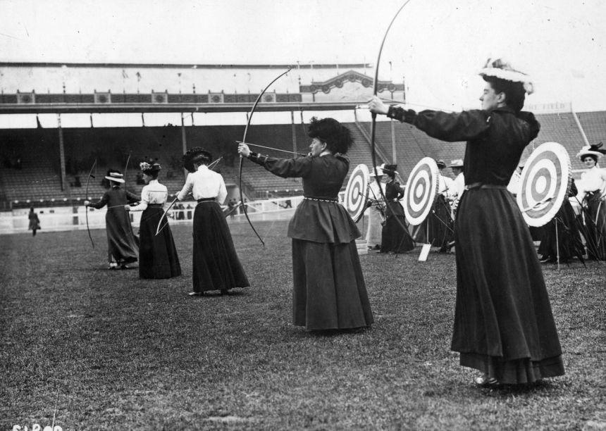 Pierre de Coubertin et la place des femmes aux Jeux olympiques