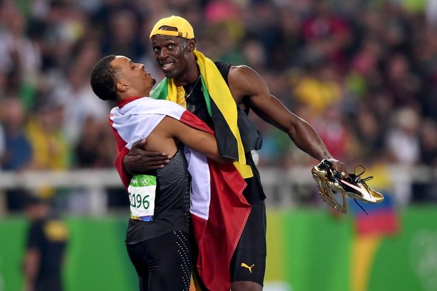 JO de Rio: Bolt en or et le Canadien De Grasse en bronze sur le 100 m