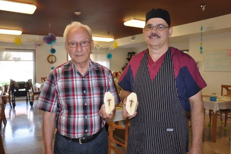 Découverte d'une «patate religieuse» à Grande-Rivière