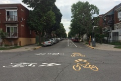 Nouveaux liens cyclables dans Villeray – Saint-Michel – Parc-Extension