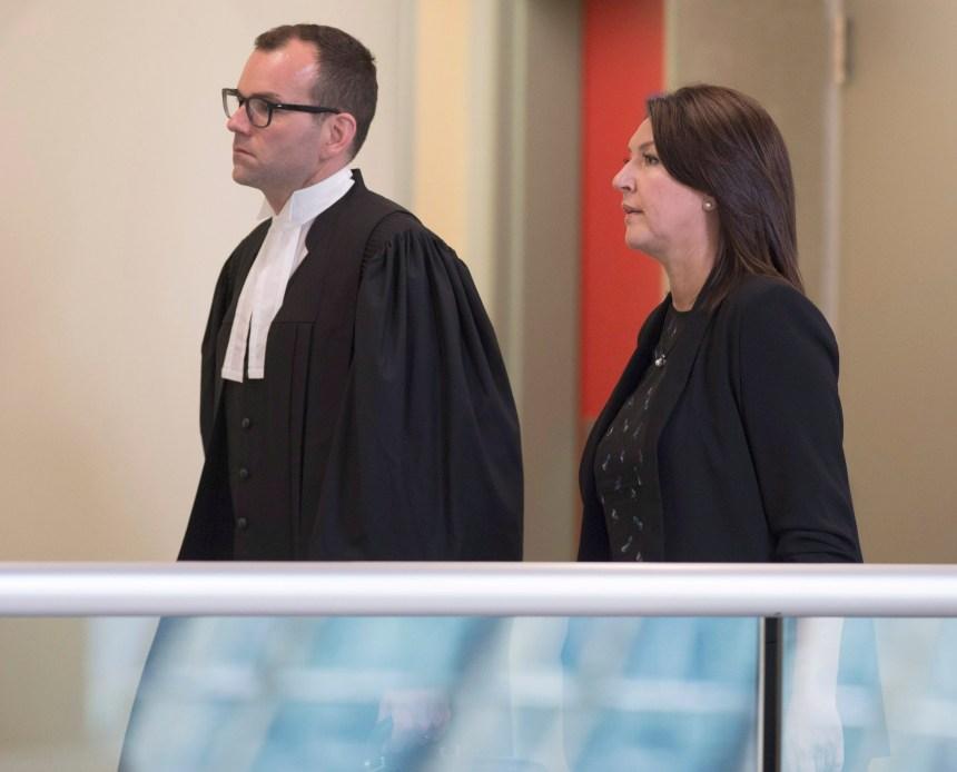 Le procès de Nathalie Normandeau doit avoir lieu, martèle l'opposition