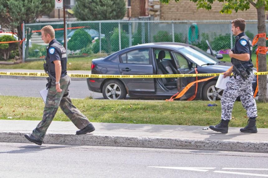 11e homicide à Montréal: une personne arrêtée
