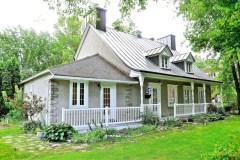 L'une des plus vieilles maisons de Montréal est à vendre