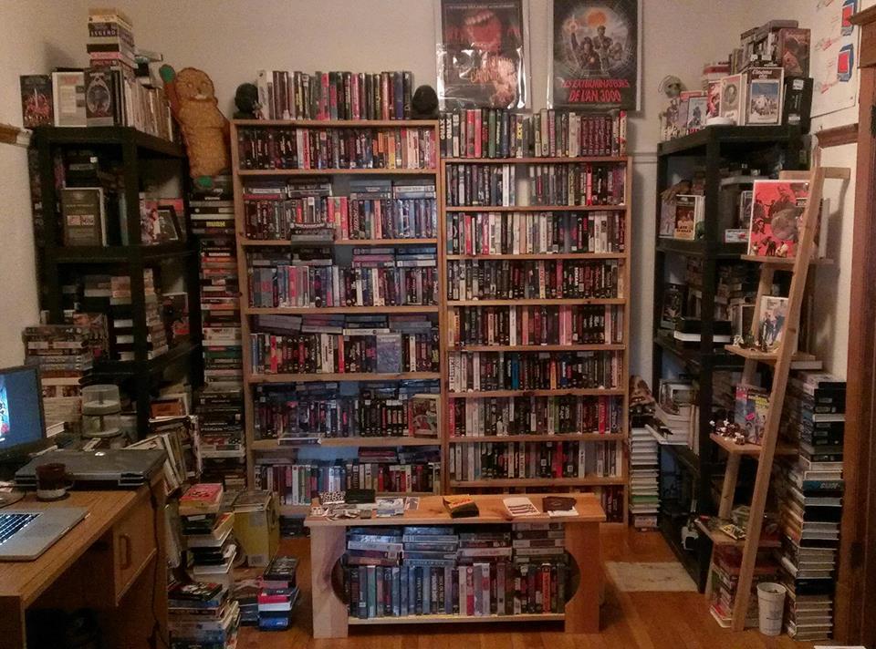 Mes VHS