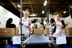 Récupération des invendus des épiceries: une année record, dit Moisson Montréal