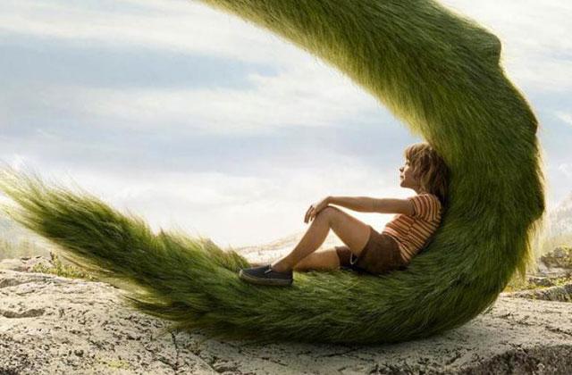 «Peter et Elliot»: pleurer à cause d'un dragon vert