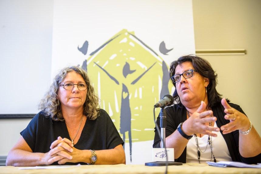 Violence conjugale: une décision de la ministre de la Justice dénoncée