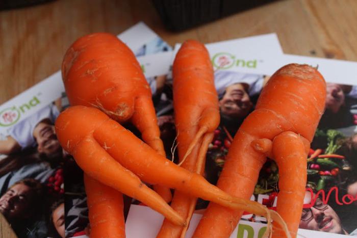 Les légumes «moches» s'imposent au Québec