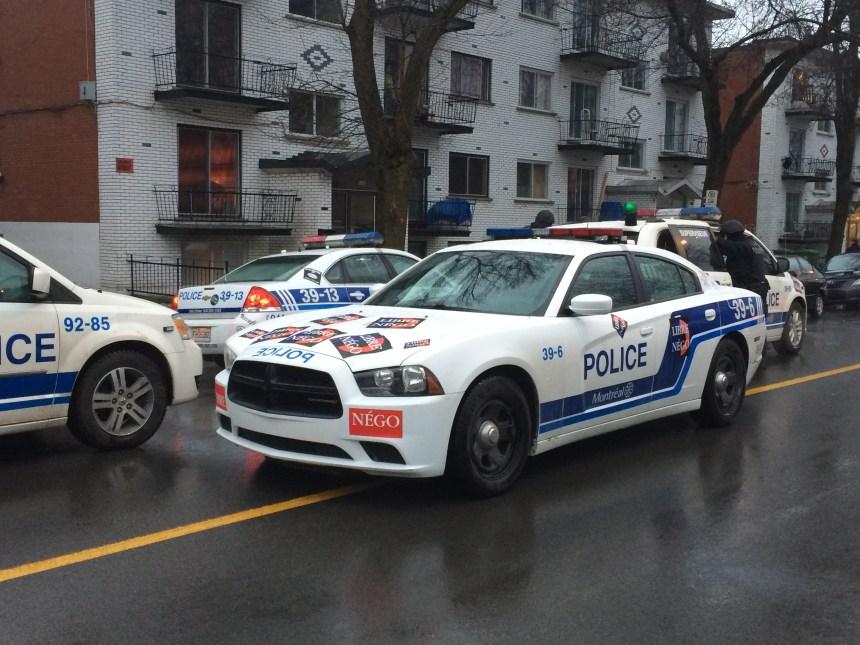 Entente entre les policiers et Montréal