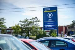 Métro Radisson: un stationnement plein à craquer