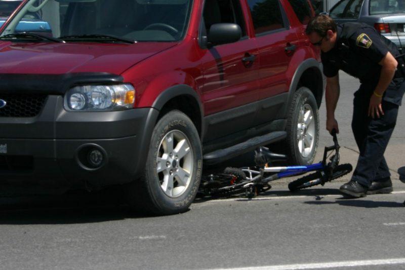 «L'art» de relater le décès d'un cycliste