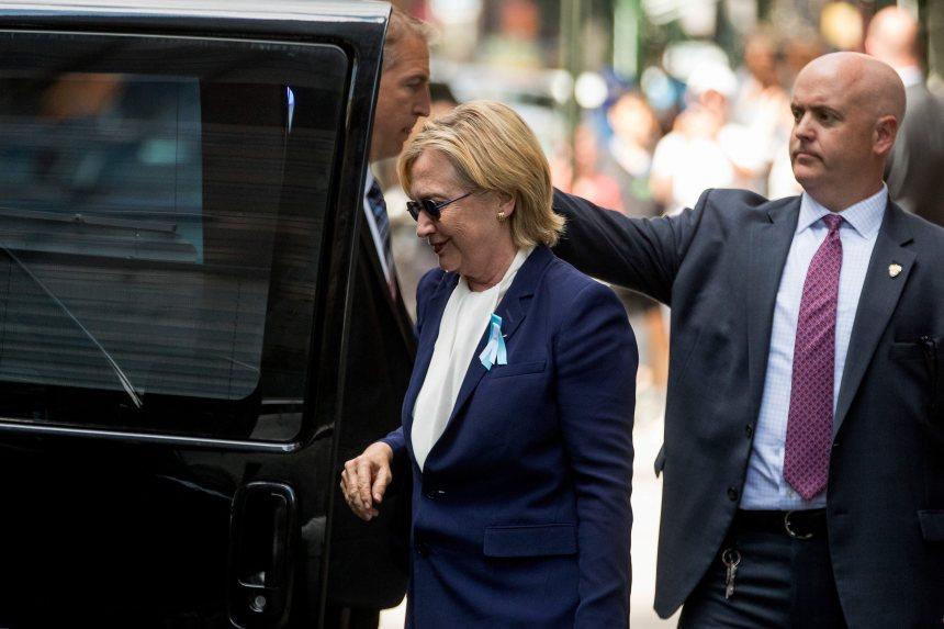 Hillary Clinton a-t-elle une doublure?