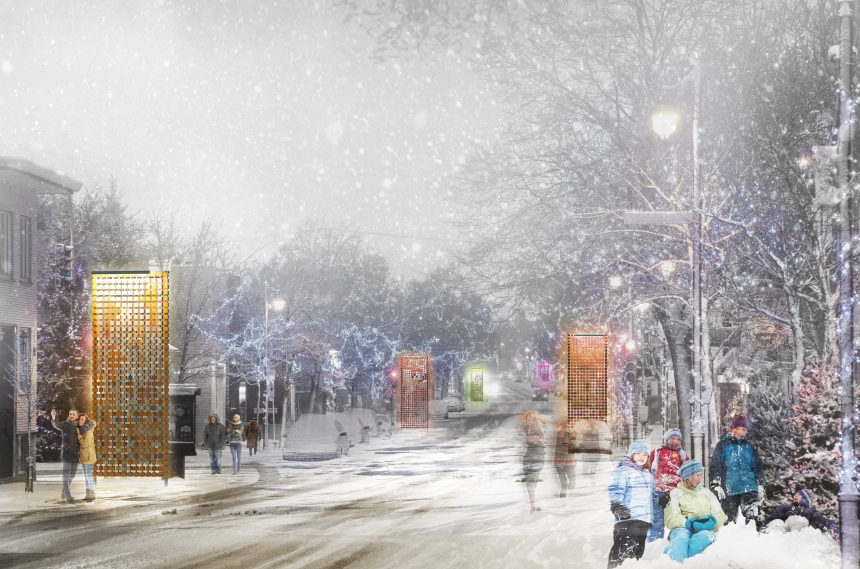 La Promenade Fleury racontera l'histoire d'Ahuntsic-Cartierville