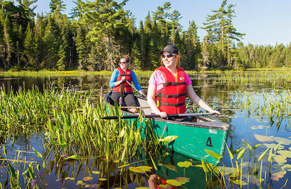 Salon du bateau et Salon Plein air, chasse et pêche à ExpoCité de Québec